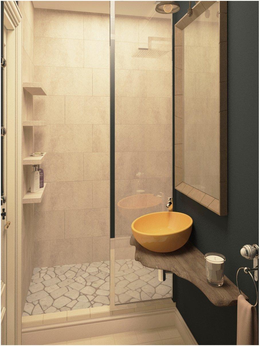 Фотография: Ванная в стиле Лофт, Квартира, Цвет в интерьере, Дома и квартиры, Проект недели, Серый – фото на INMYROOM