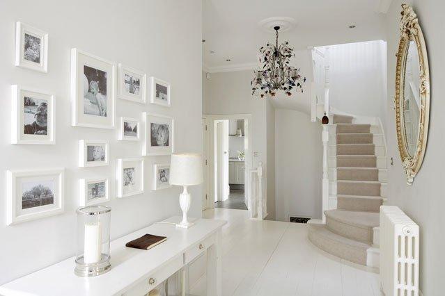 Фотография: Прихожая в стиле Скандинавский, Декор интерьера, Декор дома, Постеры – фото на INMYROOM