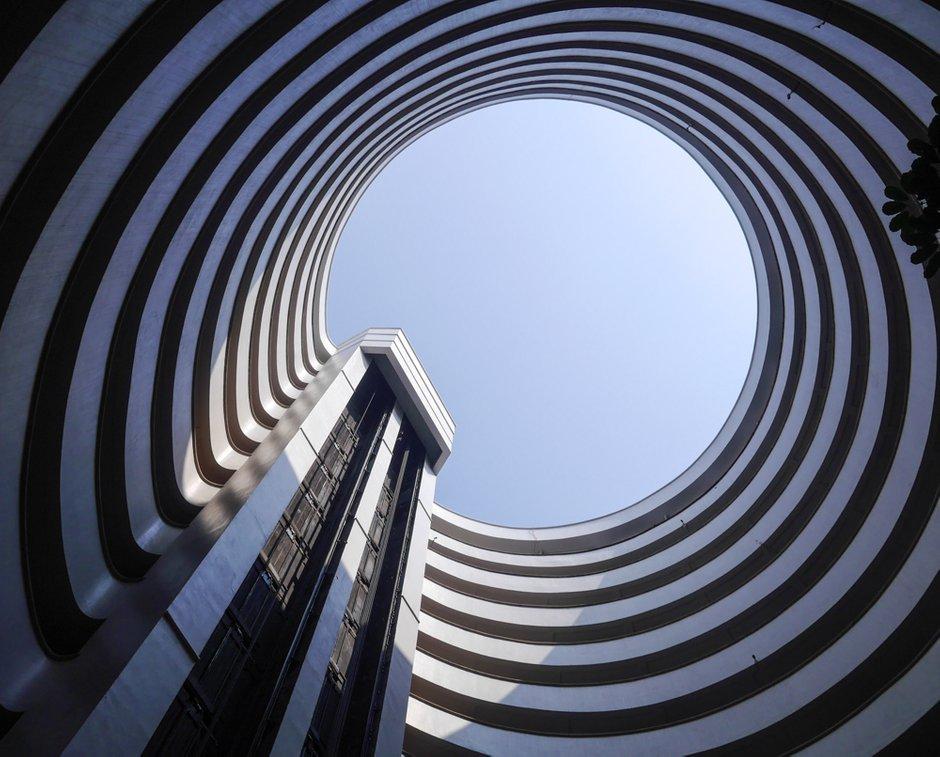 Фотография: Архитектура в стиле , Квартира, Дома и квартиры – фото на INMYROOM