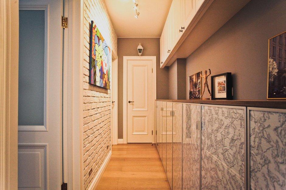 Фотография: Прихожая в стиле Скандинавский, Квартира, Дома и квартиры, IKEA – фото на INMYROOM