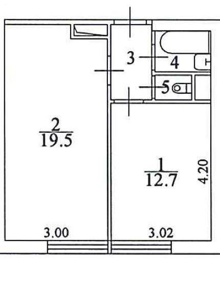 Фотография: Планировки в стиле , Современный, Квартира, Проект недели, Москва, Желтый, Серый, Инна Усубян, Как создать интерьер для пары, как оформить студию для пары, дизайн квартиры для пары – фото на INMYROOM