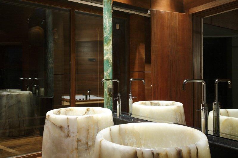 Фотография: Ванная в стиле Лофт, Дом, Дома и квартиры, Проект недели – фото на INMYROOM