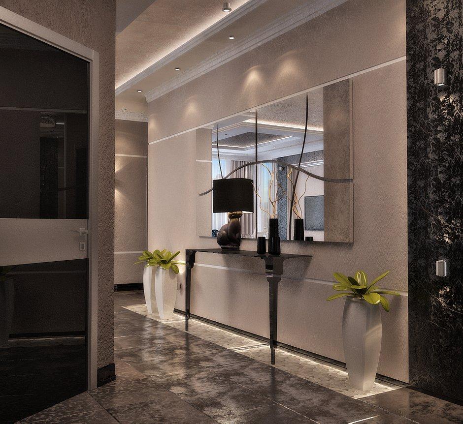 Фотография: Прихожая в стиле Эклектика, Квартира, Дома и квартиры, Проект недели, Москва – фото на INMYROOM