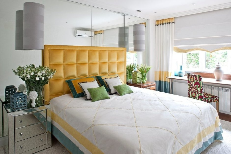 Фотография: Спальня в стиле Классический, Современный, Гид – фото на INMYROOM