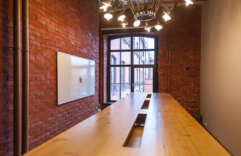 Фотография: Офис в стиле Лофт, Современный, Эклектика, Офисное пространство, Дома и квартиры – фото на INMYROOM