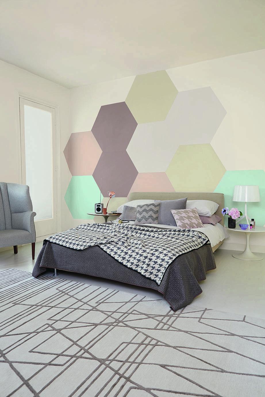 Фотография: Спальня в стиле Лофт, Декор интерьера, Дизайн интерьера, Цвет в интерьере, Бежевый, Dulux – фото на INMYROOM