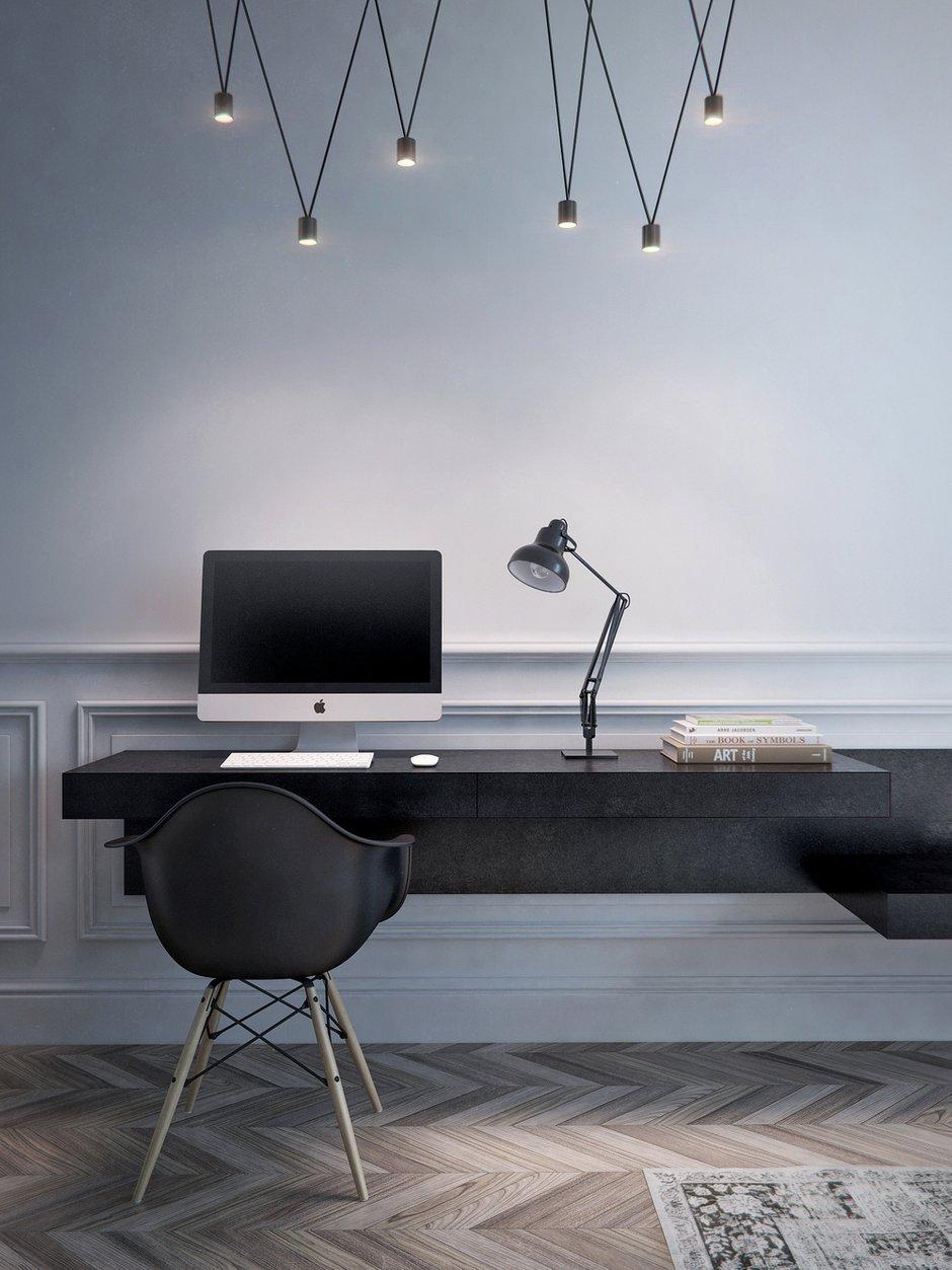 Фотография: Мебель и свет в стиле Лофт, Современный, Скандинавский, Квартира, Минимализм, Проект недели – фото на INMYROOM