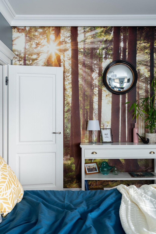 Фотография: Спальня в стиле Классический, Современный, Квартира, Проект недели, 3 комнаты, 60-90 метров, Владивосток, Елена Теплова – фото на INMYROOM
