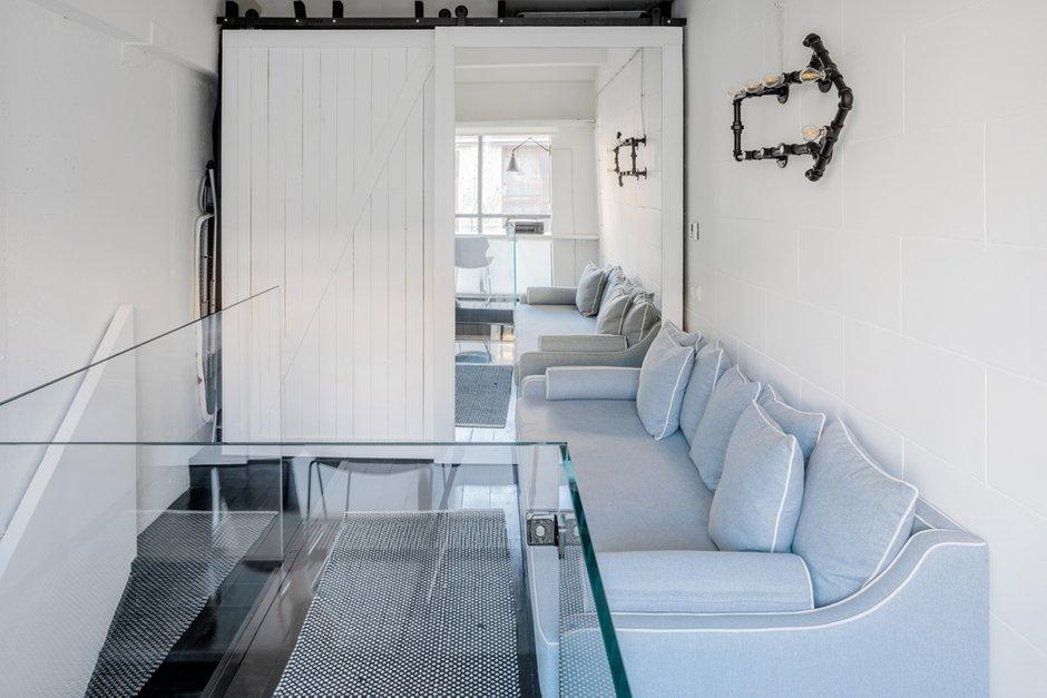 Фотография: Кабинет в стиле Лофт, Квартира, Проект недели, Москва, 3 комнаты, 60-90 метров, Мария Полянская – фото на INMYROOM