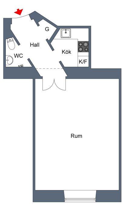 Фотография: Планировки в стиле , Спальня, Скандинавский, Декор интерьера, Интерьер комнат, SIEMENS, Проект недели – фото на INMYROOM