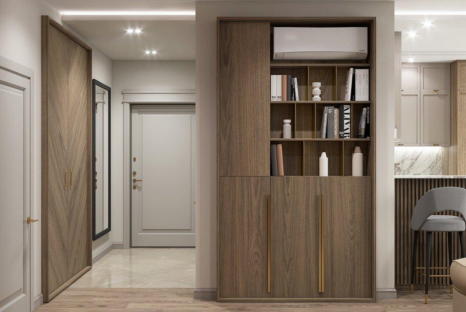 Фотография: Прихожая в стиле Современный, Квартира, Проект недели, Москва, 2 комнаты, 60-90 метров, Тор-Ард – фото на INMYROOM