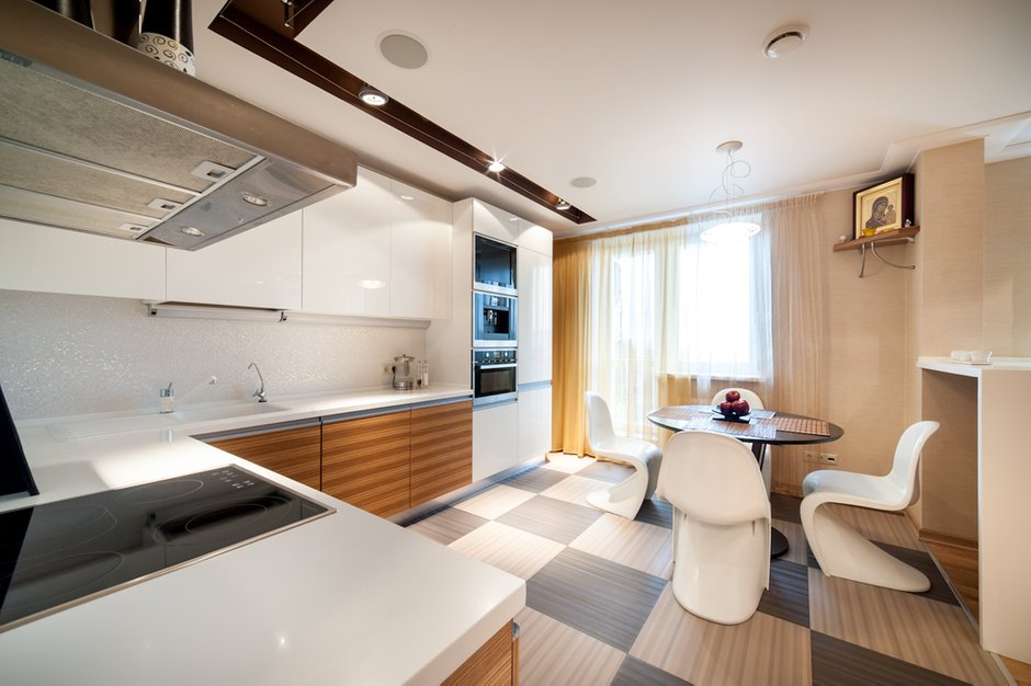 Фотография: Кухня и столовая в стиле Современный, Декор интерьера, Квартира, Дома и квартиры – фото на INMYROOM