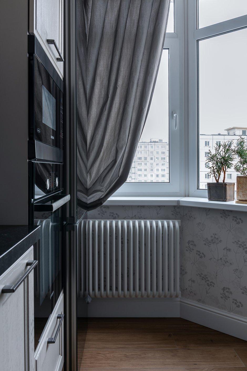 Фотография: Кухня и столовая в стиле Современный, Классический, Квартира, Проект недели, 3 комнаты, 60-90 метров, Владивосток, Елена Теплова – фото на INMYROOM