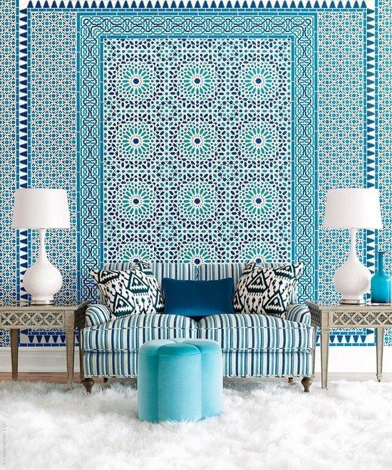 Фотография: Декор в стиле Современный, Эклектика, Декор интерьера, Дизайн интерьера, Цвет в интерьере, Dulux, Akzonobel – фото на INMYROOM