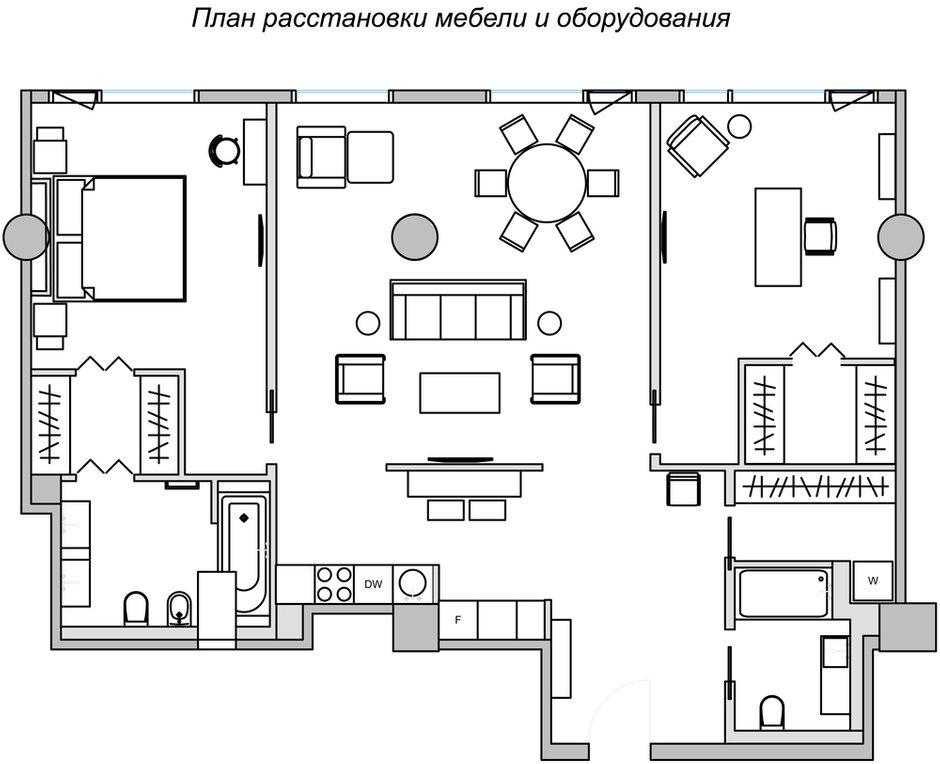 Фотография: Прочее в стиле , Квартира, BoConcept, Дома и квартиры, Проект недели – фото на INMYROOM