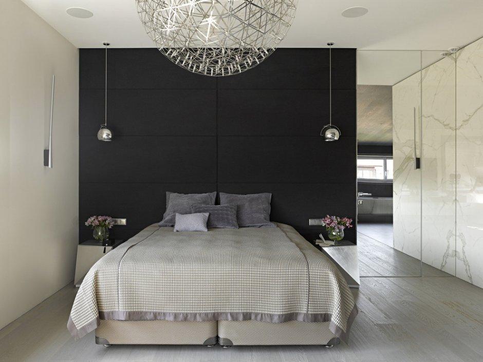 Фотография: Спальня в стиле Современный, Декор интерьера, Квартира, Декор, Советы, Минимализм, минимализм в интерьере, как оформить интерьер в стиле минимализм, минималистский интерьер, стиль в интерьере – фото на INMYROOM