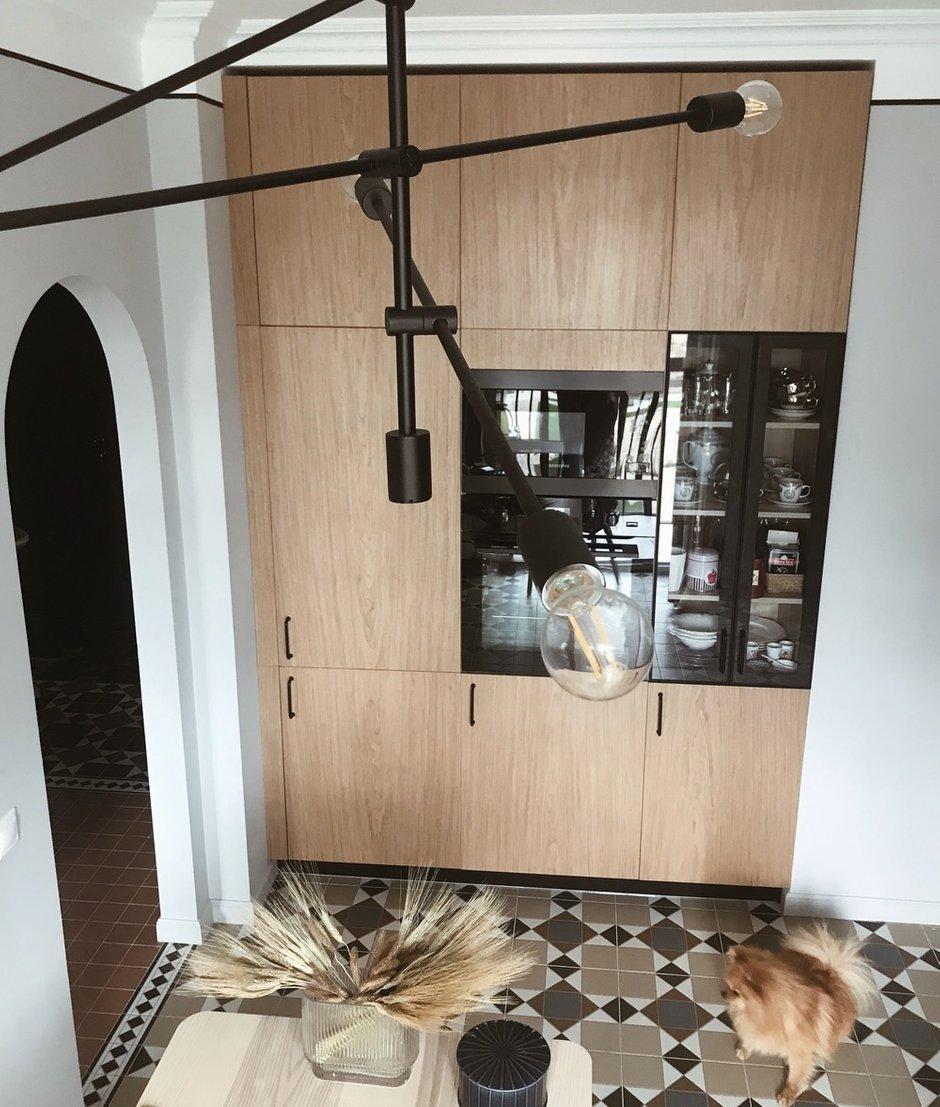 Фотография:  в стиле , Квартира, Проект недели, 2 комнаты, 60-90 метров, Сбербанк, домклик, сбербанк страхование, Анна Аерова – фото на INMYROOM