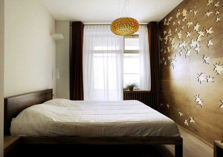 Фотография: Спальня в стиле Современный, Эклектика, Квартира, Calligaris, Дома и квартиры – фото на INMYROOM
