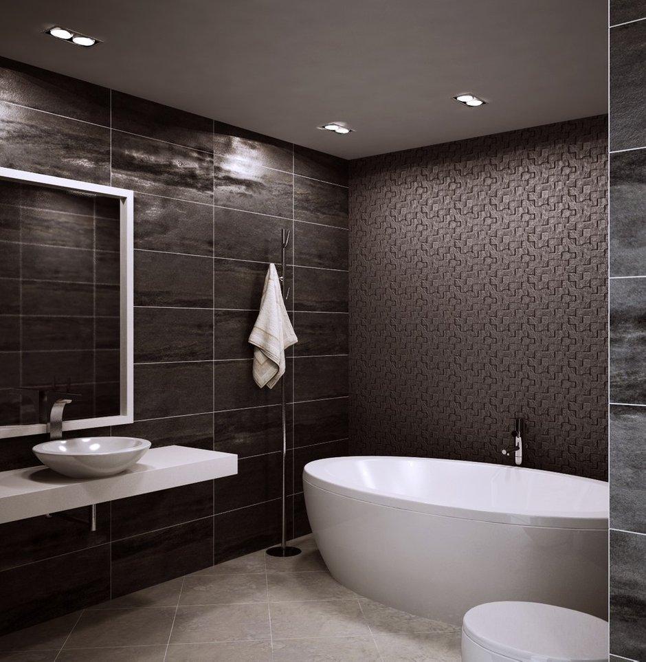 Фотография: Ванная в стиле Современный, Эклектика, Квартира, Дома и квартиры, Минимализм – фото на INMYROOM