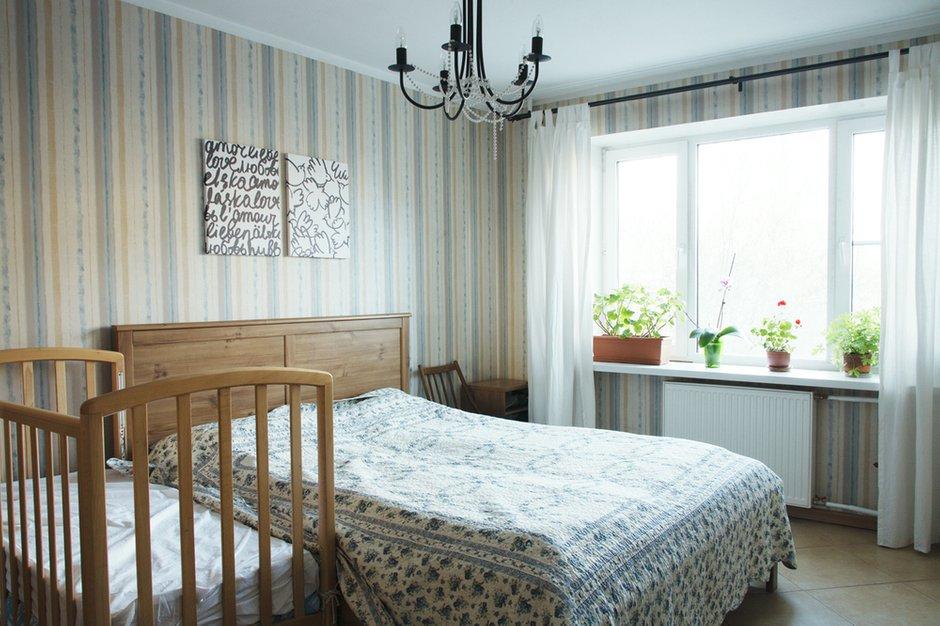 Фотография: Спальня в стиле Скандинавский, Эклектика, Квартира, Дома и квартиры, IKEA – фото на INMYROOM