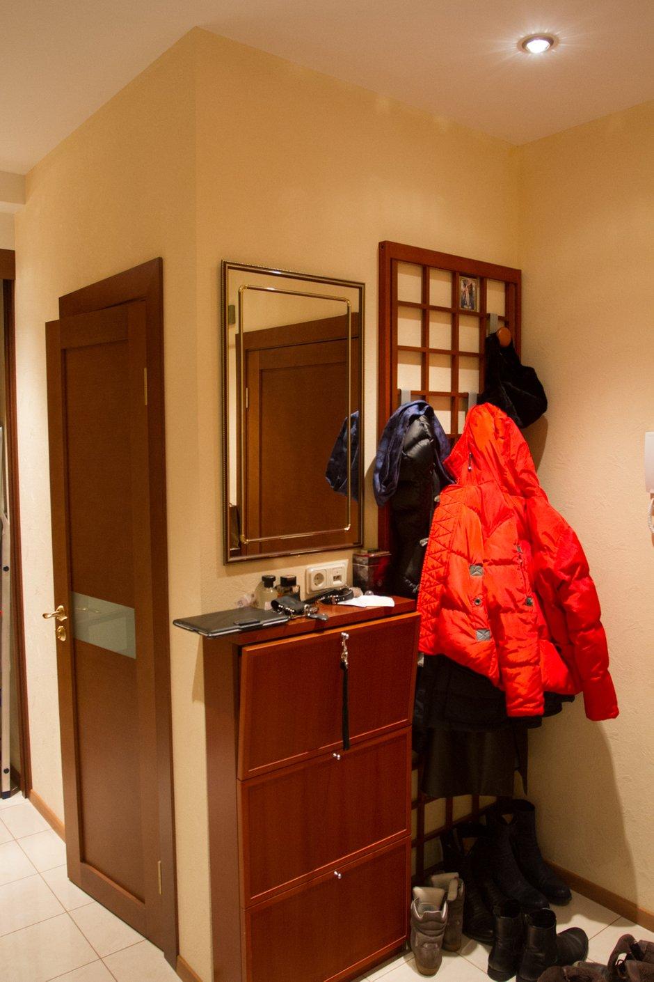 Фотография: Прихожая в стиле Современный, Эклектика, Квартира, Дома и квартиры, IKEA – фото на INMYROOM