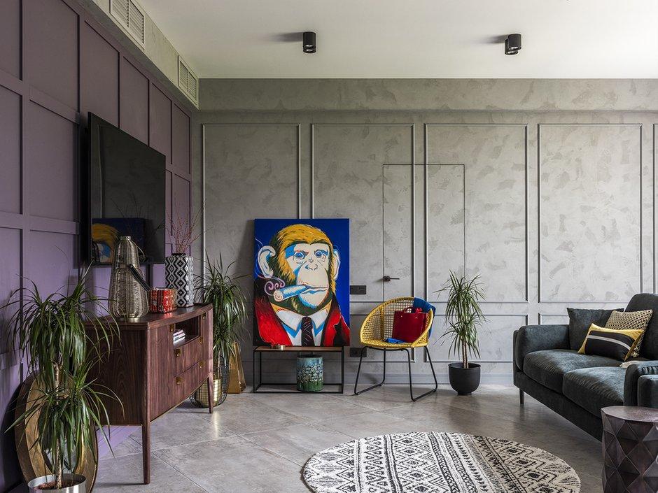 Фотография: Гостиная в стиле Лофт, Проект недели, ПРЕМИЯ INMYROOM – фото на INMYROOM
