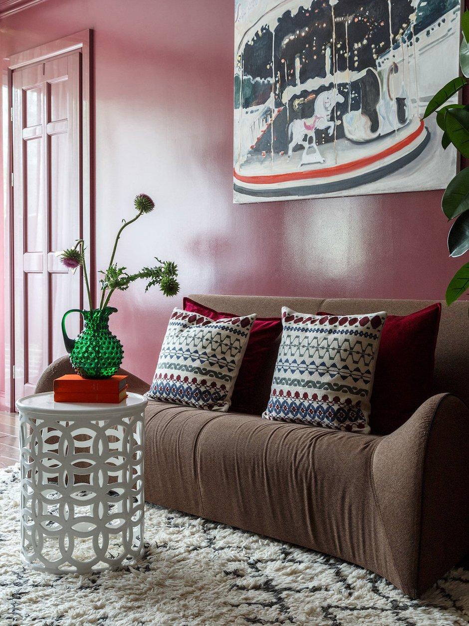 Фотография: Гостиная в стиле Современный, Советы, Ремонт на практике – фото на INMYROOM