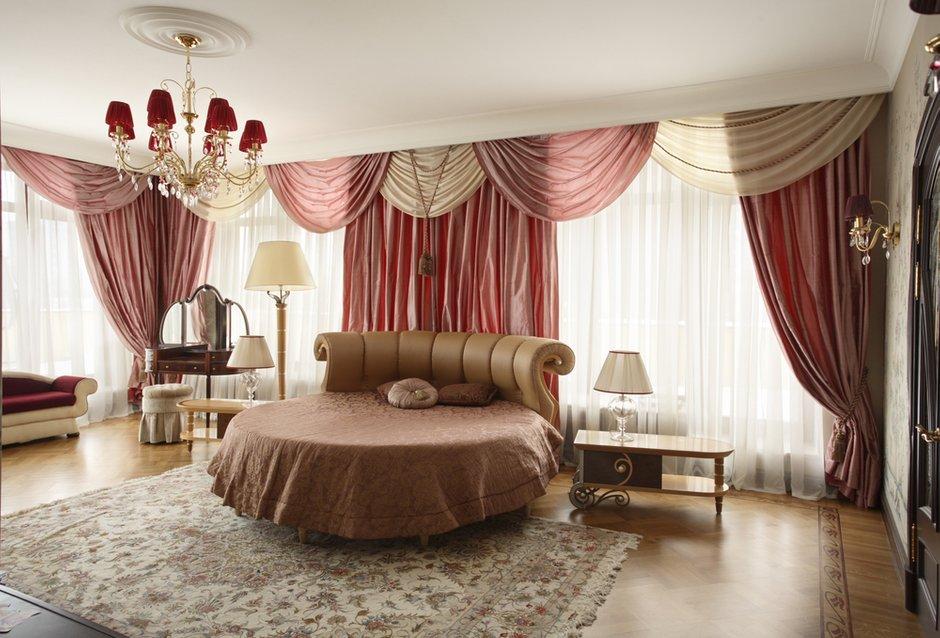 Фотография: Спальня в стиле Классический, Современный, Квартира, Дома и квартиры, Модерн, Ар-нуво – фото на INMYROOM