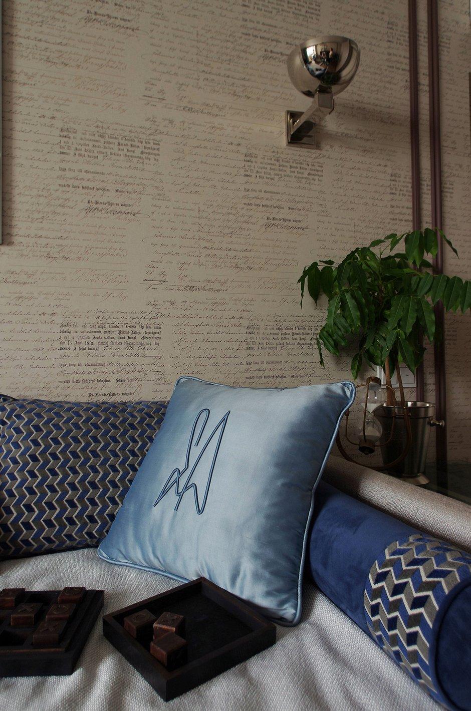 Фотография: Декор в стиле Лофт, Современный, Квартира, Проект недели, Москва, Панельный дом, Светлана Бородулина, 2 комнаты, 60-90 метров – фото на INMYROOM