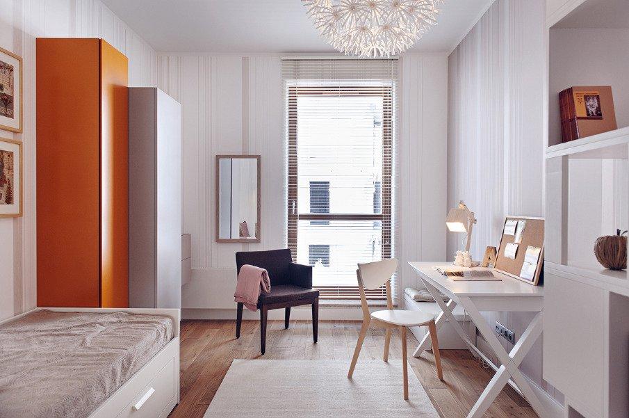 Фотография: Спальня в стиле Скандинавский, Декор интерьера, Квартира, Дома и квартиры, Польша – фото на INMYROOM