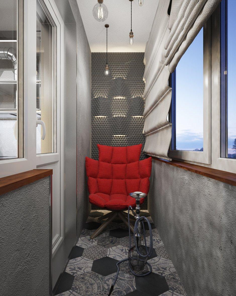 Дизайн: студия GM-Interior