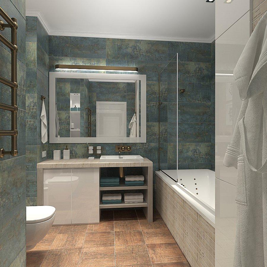 Фотография: Ванная в стиле Современный, Квартира, BoConcept, Цвет в интерьере, Дома и квартиры, Белый, IKEA, Проект недели, Cosmorelax – фото на INMYROOM
