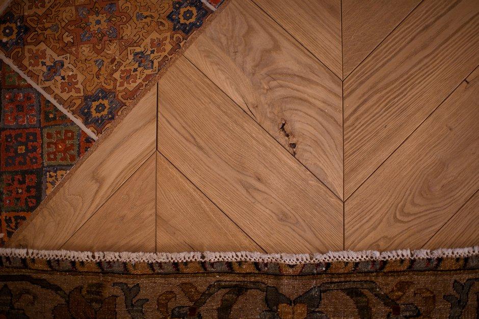 Фотография: Гостиная в стиле Прованс и Кантри, Эклектика, Квартира, Проект недели – фото на InMyRoom.ru