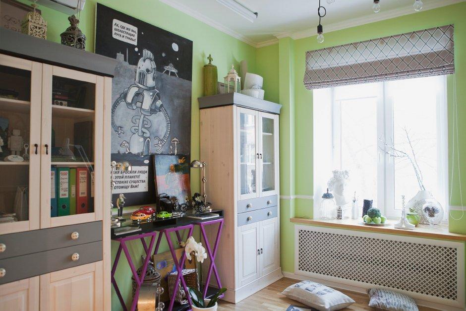 Фотография: Детская в стиле , DIY, Квартира, Дома и квартиры, IKEA – фото на INMYROOM