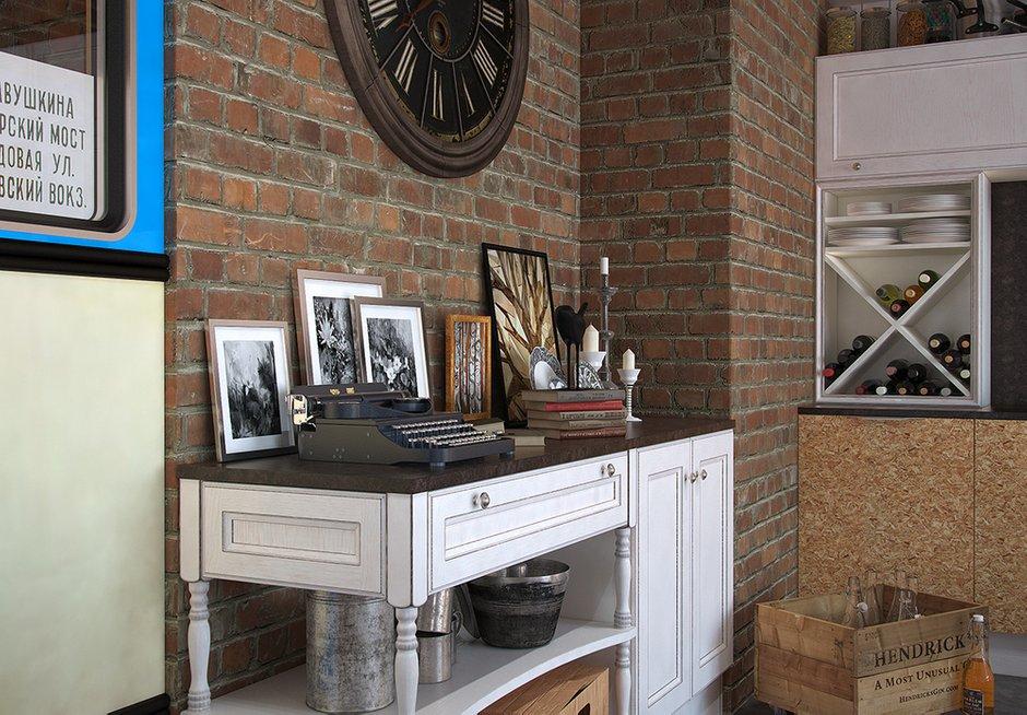Фотография: Декор в стиле Лофт, Декор интерьера, Квартира, Foscarini, Restoration Hardware, Дома и квартиры, IKEA, Проект недели – фото на InMyRoom.ru