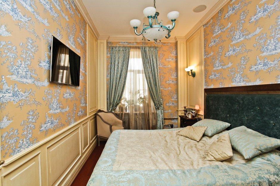 Фотография: Спальня в стиле , Классический, Квартира, Дома и квартиры, Проект недели – фото на INMYROOM