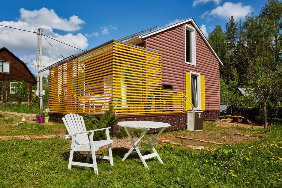 Фотография: Кабинет в стиле Классический, Дача, Дом и дача – фото на INMYROOM
