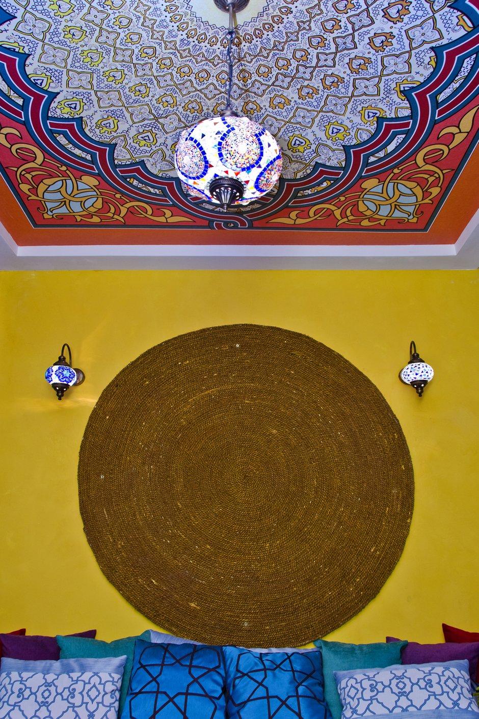 Фотография: Декор в стиле Восточный, Кухня и столовая, Интерьер комнат, Проект недели, Марокканский – фото на INMYROOM