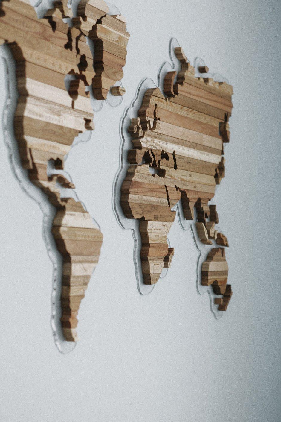 Фотография: Декор в стиле Современный, Квартира, Проект недели, Химки, Инна Величко, 3 комнаты, 60-90 метров – фото на INMYROOM