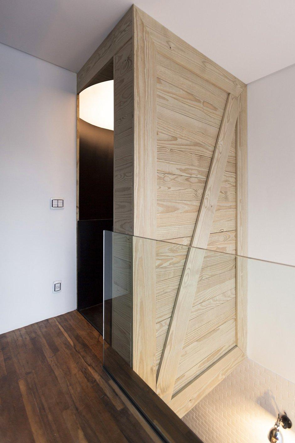 Фотография:  в стиле Современный, Малогабаритная квартира, Квартира, Дома и квартиры, Проект недели – фото на INMYROOM