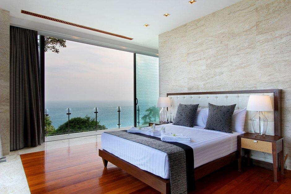 Фотография: Спальня в стиле Современный, Дом, Дома и квартиры – фото на INMYROOM