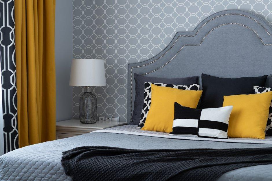 Фотография: Спальня в стиле Классический, Современный, Дом, Проект недели, Анна Крапивко, Кирпичный дом, 4 и больше, Более 90 метров – фото на INMYROOM