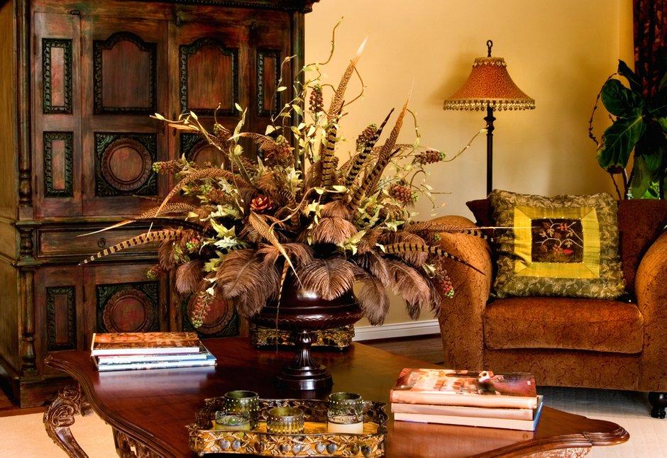 Фотография: Гостиная в стиле Прованс и Кантри, Классический, Современный, Декор интерьера, Квартира, Дом, Декор дома – фото на INMYROOM