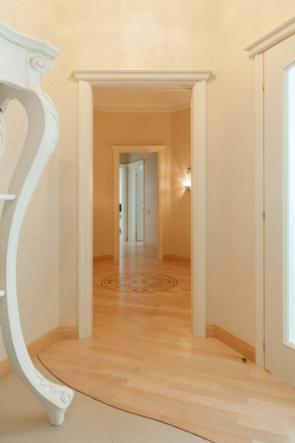 Фотография: Прихожая в стиле Классический, Квартира, Дома и квартиры, Проект недели, Москва – фото на INMYROOM