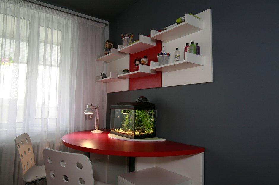 Фотография: Спальня в стиле Хай-тек, Квартира, Дома и квартиры, Перепланировка, Ремонт – фото на INMYROOM