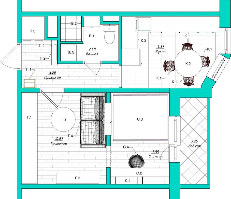 Фотография: Планировки в стиле , Скандинавский, Квартира, Белый, Проект недели, Бежевый, ИКЕА, Hansgrohe, Kronotex, Wolta, Kerama Marazzi, как обустроить квартиру для сдачи в аренду, интерьер квартиры для сдачи в аренду – фото на INMYROOM