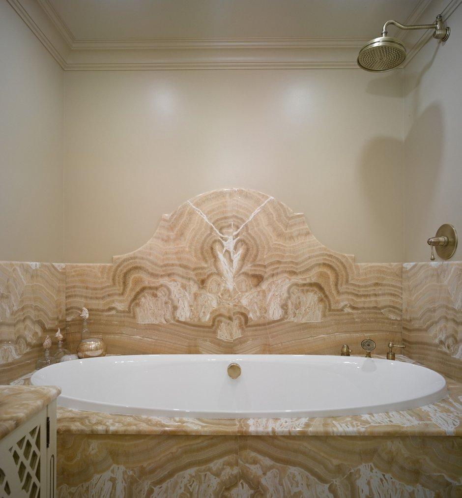 Фотография: Ванная в стиле Современный, Классический, Эклектика, Квартира, Текстиль, Дома и квартиры – фото на INMYROOM