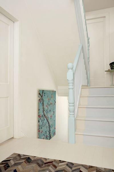 Фотография: Прихожая в стиле Прованс и Кантри, Декор интерьера, Дизайн интерьера, Цвет в интерьере, Бежевый, Dulux – фото на InMyRoom.ru