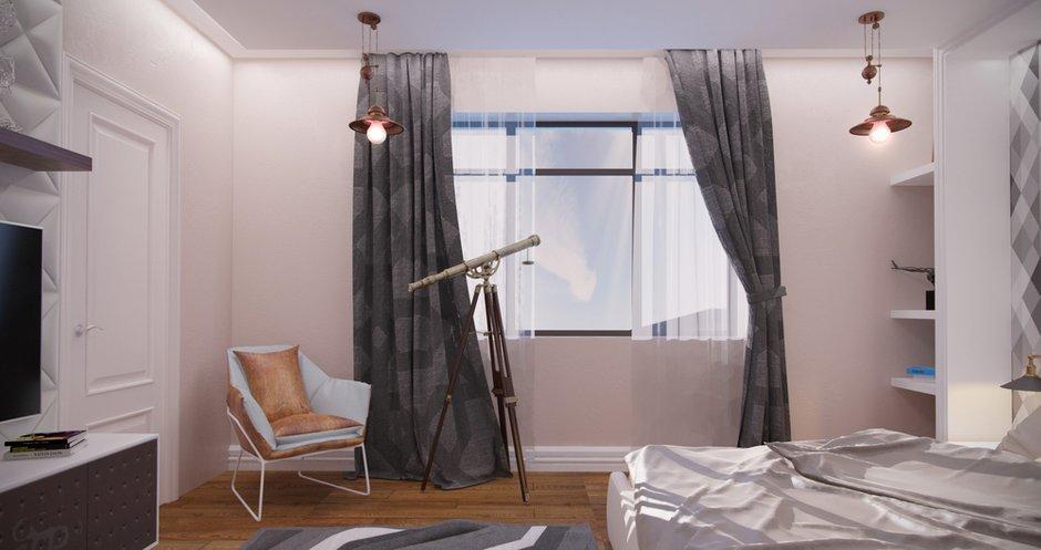Фотография: Спальня в стиле Классический, Современный, Дом, Московская область, Апрелевка парк, Филипп Киценко – фото на INMYROOM