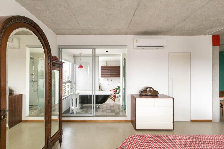Фотография: Спальня в стиле Современный, Декор интерьера, Малогабаритная квартира, Квартира, Дома и квартиры – фото на INMYROOM